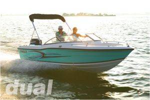 Key West 18ft Angler 180 Boat