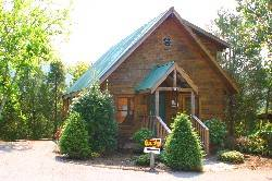 Pigeon Forge Cabin, Country Charm - Exterior View