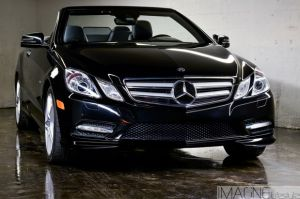 Find A Mercedes E550 Car Rental Today