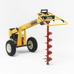 Hyraulic Earth Drill Available Through BlueLine Rental St Louis
