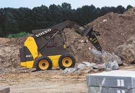 Skid Steer Attachment Rentals in Richmond, Virginia