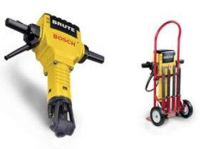 Electric Breaker Rental