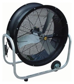 High Volume Fan With An Output of 15,300 CFM