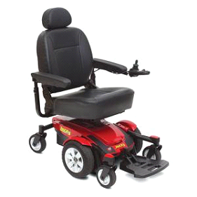 Aspen Medical Rents Electric Wheelchairs