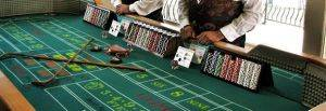 Craps Table Rentals in New Orleans, Louisiana