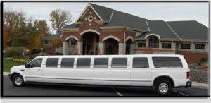 Excursion Limousine Rental Exterior
