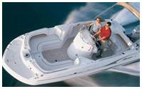 Cape Coral Boat Rentals-22ft Explorer For Rent in Florida