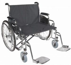 Local rental for extra wide wheelchair in Alaska