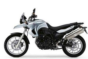 2009 BMW F650GS Motorcycle Rentals in New York City