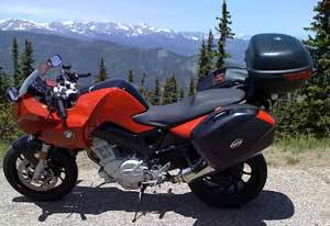 F800S BMW Motorcycle Rentals in Denver, Co