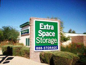 Extra Space Storage Facility 6840 East Madero Ave