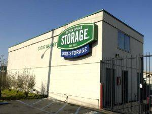 Extra Space Storage Facility 12737 Garvey Ave