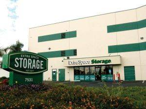 Extra Space Storage Facilty 7531 McFadden Ave