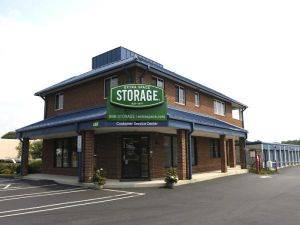 Extra Space Storage Facility 488 Boston Post Road
