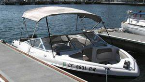 Long Beach Ski Boat Rentals in California