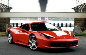 Exotic Car Rental Washington DC-Ferrari 458 Italia For Rent-Luxury
