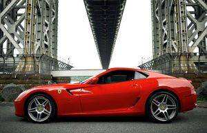 Exotic Car Rental Washington DC - Ferrari 599 Rentals - Luxury Automobile Rentals