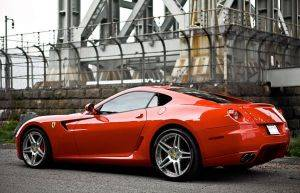 Boston Exotic Car Rental - Ferrari 599 Rentals