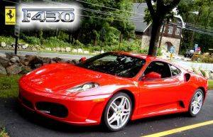 Massachusetts Exotic Car Rentals - Ferrari F430 For Rent - Boston Luxury Automobile Ren