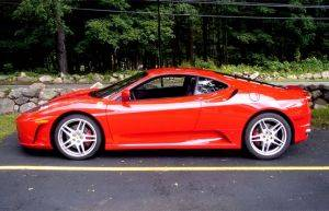 Ferrari F430 For Rent