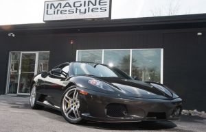 Rent A Ferrari F430 In Miami FL