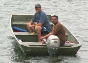 Lake Cumberland  Fishing Boat Rentals