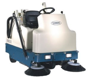 concrete floor scrubber machine rental