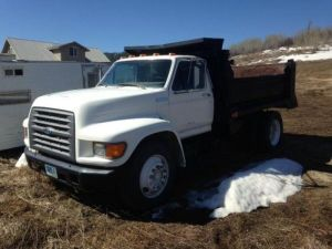 Where To Rent A Ford Dump Truck In {city} {state}