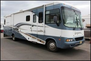 San Diego CA Local Class A Motorhome For Rent