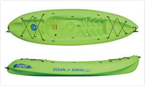 Frenzy Kayaks for Rent