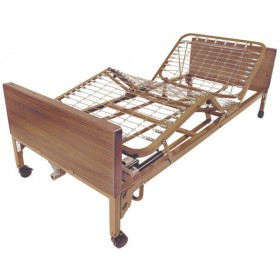 Full Electric Hospital Bed Frame