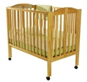 Full Size Baby Bed