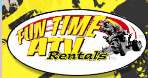 Fun Time ATV Rentals Logo