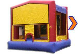 Image of Fun House Inflatable