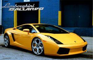 Philadelphia Exotic Car Rentals -  Lamborghini Gallardo  - Pennsylvania Luxury Automobile Rental