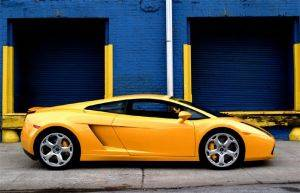 Newark Exotic Car Rentals