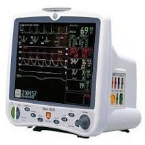 Durable Patient Heart Monitor