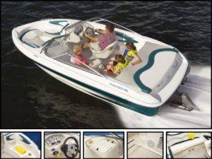 Riviera Beach Boat Rentals - 18 Foot Bowrider for Rent - Florida Rental Watercraft