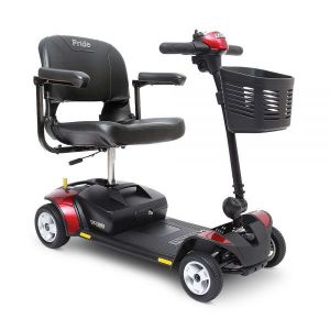 local power scooter for rent in San Diego County County California