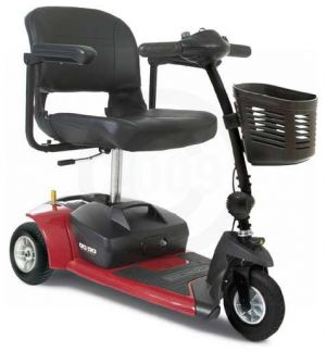 Pride Go-Go Ultra X3 Mobility Scooter By Pride
