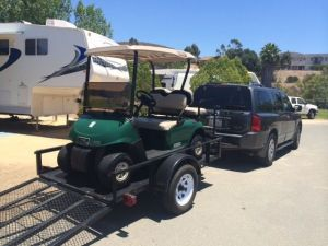 Where To Rent A Golf Cart San Diego CA