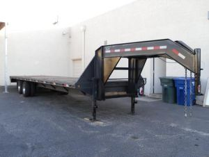 {city} {state} Gooseneck Trailers For Rent