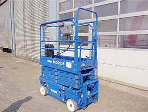Los Angeles Scissor Lift Rentals Gs 2646 Genie Lift Rental
