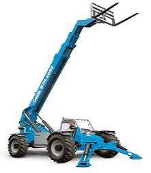 Colorado Springs Reach Forklift Rentals in Colorado