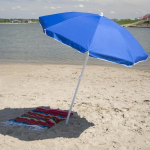 Aluminum Beach Umbrella