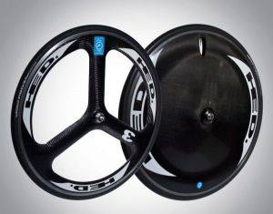Wilmington HED H3A-Jet Disc Race Wheel Rentals