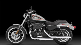 Roadster Style Motorcycle From the Legendary Harley Davidson