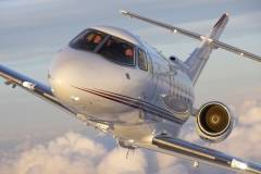 Houston Private Charter Jet Rental - Hawker Private Plane