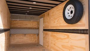 Find Available Enclosed Trailer Rentals In Indianapolis Area Rent