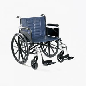 Blue Wheelchair rental
